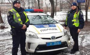 Полицейские в Северодонецке спасли самоубийцу, который порезал себе вены