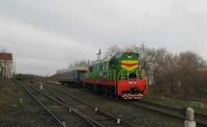 Под Луганском начала работать новая грузопассажирская железнодорожная станция