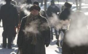 На Луганщину надвигаются настоящие Крещенские морозы. С 17января до минус 20 градусов