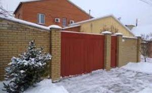 Жителей частного сектора в Луганске будут штрафовать за снег и песок