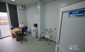 На КПВВ в течение дня бесплатный экспресс-тест на COVID-19 смогут сделать только 10 человек. Но и для них механизм прекращения самоизоляции не проработан