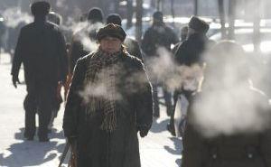 В Луганске ночью 22 градуса мороза, завтра днем— до минус 14