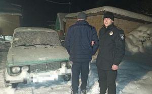 На Луганщине водитель насмерть сбил пешехода и скрылся с места ДТП. ФОТО