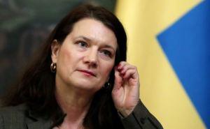 Посетить Луганск пригласили председателя ОБСЕ, министра иностранных дел Швеции Анн Линде