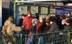 На КПВВ «Станица Луганская» с утра прекратили пропуск людей. Перестал работать сайт СБУ
