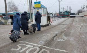 На пункте пропуска в Меловом задержали 4 нарушителей карантина. Хотели выехать вРФ без самоизоляции