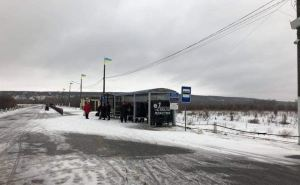 Электрокары сошли с маршрута на КПВВ «Станица Луганская»