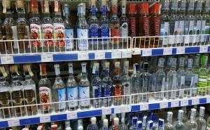 Сколько реально стоит водка в Донецке. ФОТО