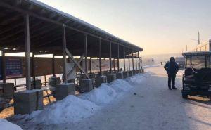 Вчера, 22января, КПВВ «Станица Луганская» смогли пересечь менее тысячи человек
