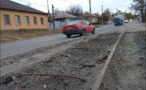Мэр Луганска рассказал сколько улиц заасфальтировали в 2020 году и когда закончат ремонт на Артема