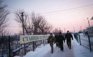 На КПВВ «Станица Луганская» внезапно нагрянула проверка. ФОТО