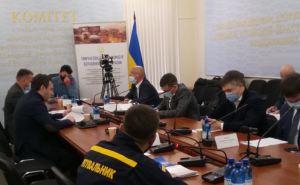 Луганский губернатор Сергей Гайдай прибыл в Киев на допрос. ФОТО