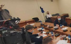Луганский губернатор Гайдай не смог ответить на вопросы в ходе допроса о пожарах в Луганской области в 2020 году