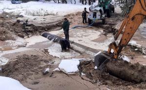 Закончен ремонт магистрального водовода. Стаханов, Кировск, Первомайск и Брянка скоро получат воду