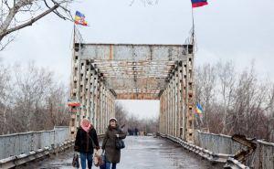 Очевидцы заявляют, что Луганск изменил правила пересечения КПВВ «Станица Луганская»