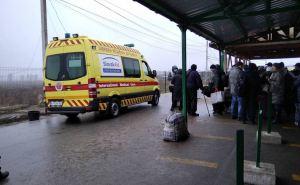 Более 70 тысяч тяжело больных пересекли КПВВ у Станицы Луганской с помощью «Международной Медицинской Помощи»