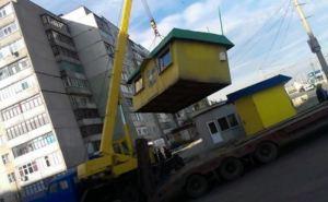 В Луганске снесут 25 самовольно установленных и незаконно размещенных объектов