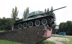 В Луганске появится новая иллюминация у танка на Оборонной и новые зеленые зоны
