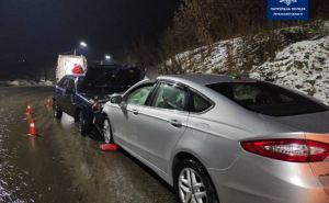 В ДТП на Луганщине столкнулись три автомобиля, пострадали 5 человек. ФОТО