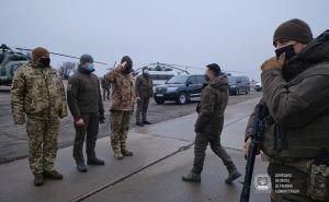 Как Зеленский сегодня приземлился на Донбассе. ФОТО