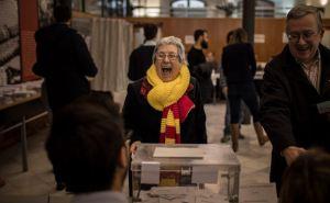 Сепаратисты победили на выборах в парламент Каталонии