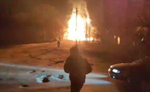 В Луганске заявили, что взрыв газопровода в Вергунке— диверсия