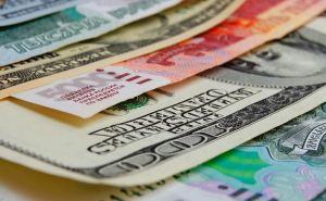Курс валют в Луганске на 18февраля