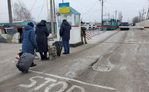 Штрафы для жителей Донбасса за въезд в Украину черезРФ до 4 тысяч гривен. В Луганском погранотряде пренебрегают правом человека на защиту