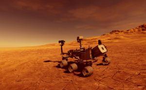 На Марс прибыл именной микрочип с именем луганской «Зари». ФОТО
