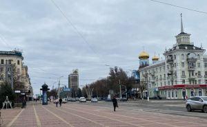 В Луганске наблюдается резкое изменение погоды
