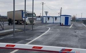 В Луганске заявили, что проезд автомобилей с гумпомощью через КПВВ «Счастье» не означает его открытие
