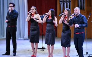 Праздничные концерты  8Марта в Луганской филармонии