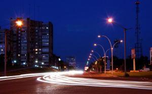 Отсутствие электроснабжение в Луганске 5марта