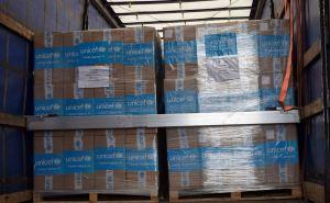 В Луганске гуманитарную помощь распределяют теперь по новому. Местные власти отстранены от процесса