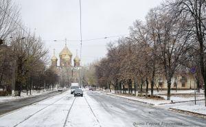 В Луганске ночью 5 градусов мороза, днем до 5 градусов выше нуля