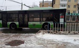 Пилавов рассказал как улучшилось транспортное обслуживание луганчан