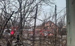 В Луганске в окно дома на улице Рудя бросили гранату