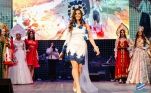 Студентка из Донецка Элина Губушкина победила в конкурсе «Русская Красавица» в Москве