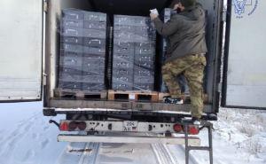 В Луганск пытались ввезти 900 тонн опасных для жизни продуктов за последние шесть лет