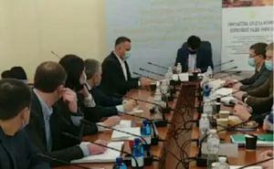 ГБР объявило о подозрении 6 сотрудникам областной ГСЧС прямо на заседании ВСК по пожарам в Луганской области