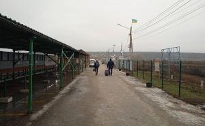 За прошедшую неделю пассажиропоток через КПВВ «Станица Луганская» сократился на 30%