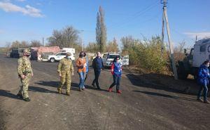 Министр соцполитики Украины думает, что КПВВ перейти просто, и не в курсе, что КПВВ в Счастье и Золотом не работают.