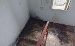 В Донецке в подъезде жилого дома произошел взрыв. Есть раненный. ФОТО