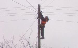 Отключение электроснабжения в Луганске 7апреля: в Жовтневом, Артемовском районах и пригородах