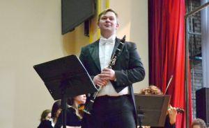 Кларнетист Луганской филармонии стал победителем международного конкурса