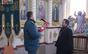 В Луганске провели рейд по православным храмам. ФОТО
