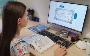 С понедельника часть школьников Луганщины переводят на дистанционное образование