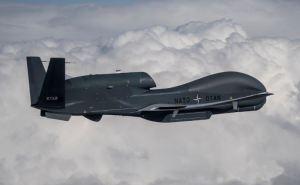 Американские разведывательные беспилотники кружат над Северодонецком второй день подряд