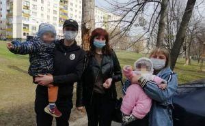 В Лисичанске у матери полиция забрала двоих детей