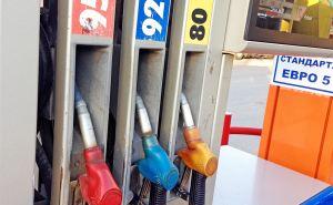 Сколько стоит бензин в Луганске сегодня
